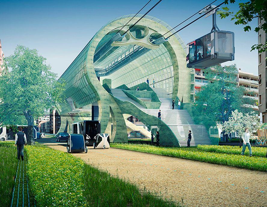 """Smart-city : Quelles compétences pour aménager les villes de demain ? """""""