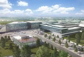Visite VIP du chantier du nouveau Parc des expositions de Toulouse